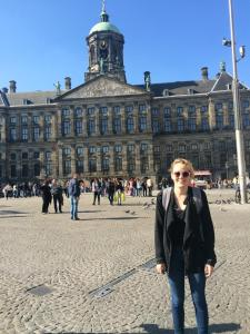 The verdict is in: After weighing the pros and cons, Bri Leclerc is certainly enjoying her time studying abroad.
