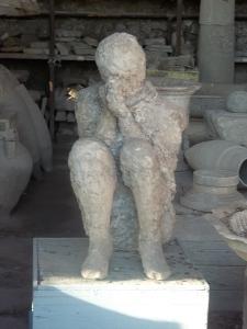 Pompeii Mummy