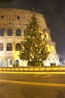 coliseum christmas